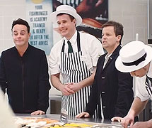 Morrisons 'Fishmonger' with Ant & Dec